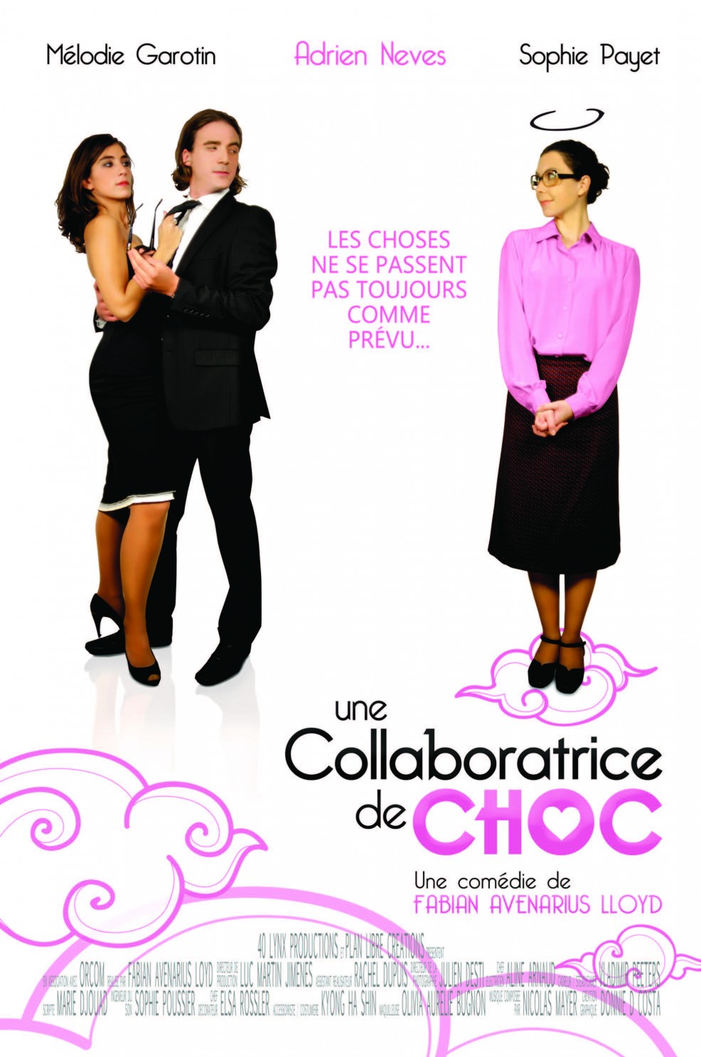 UDH - Affiche Collaboratrice SQ