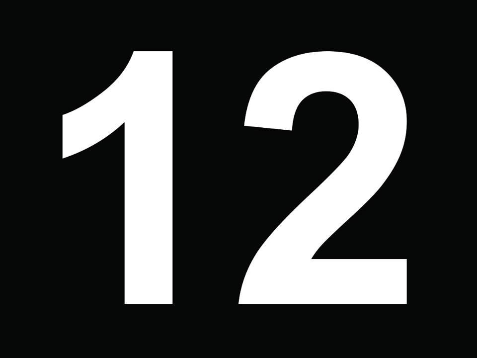 12 Repas
