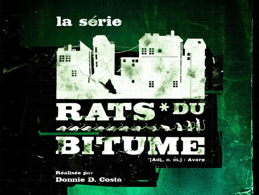 RATS DU BITUME